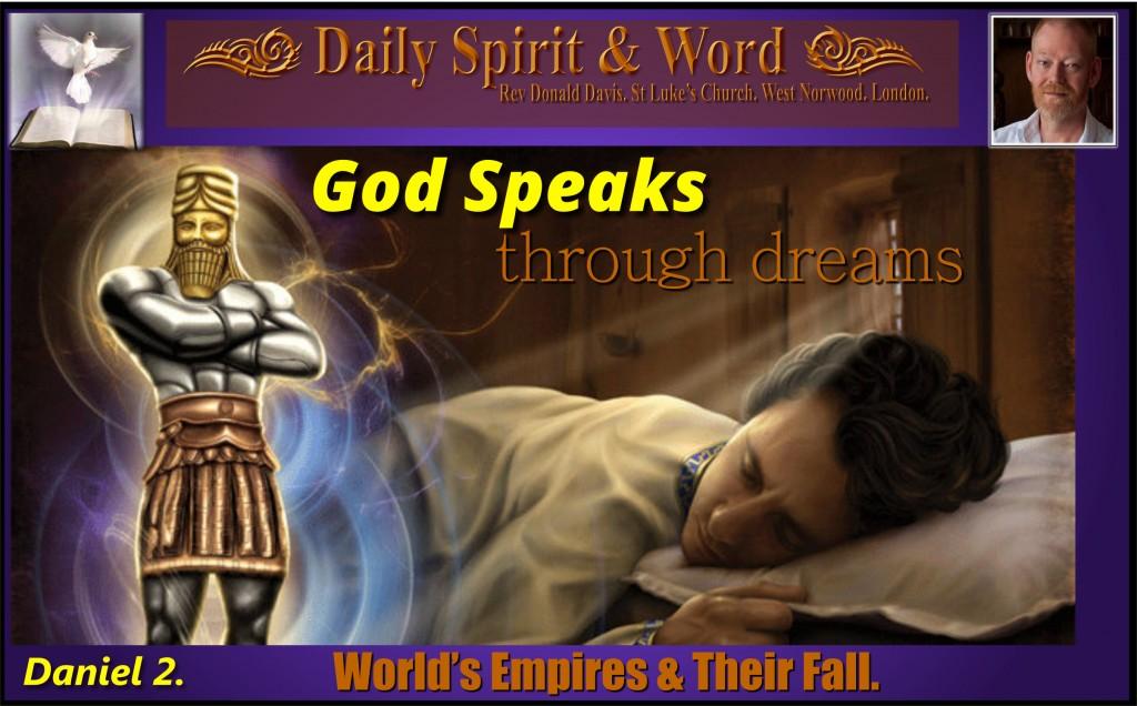 424 God Speaks Small