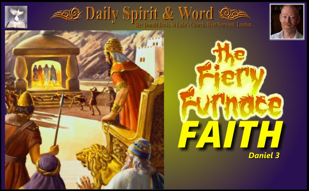 Fiery Furnace Faith