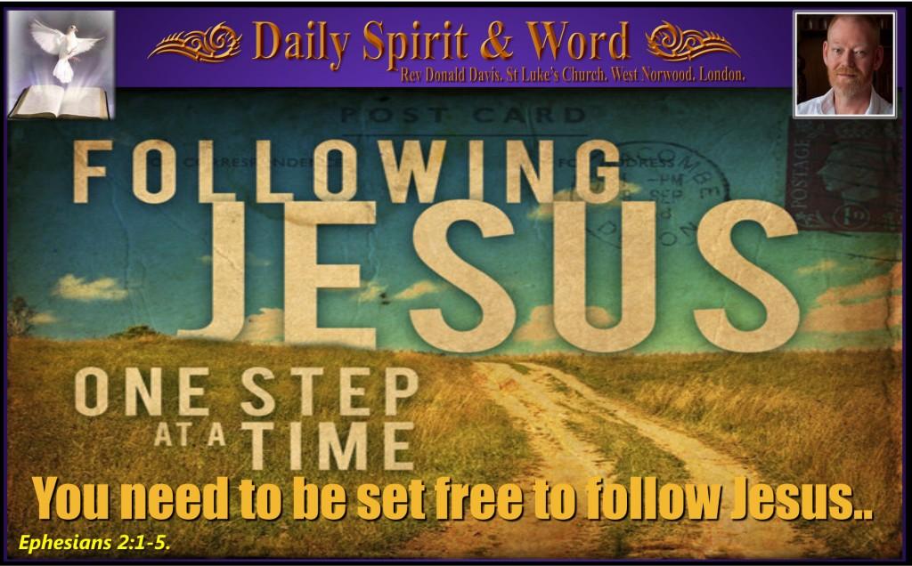 433 Free to Follow Jesus