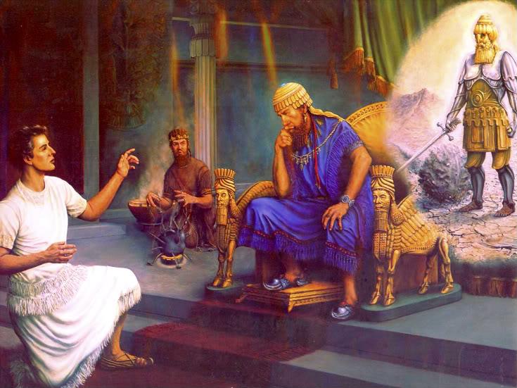 Daniel Explains King's Dream