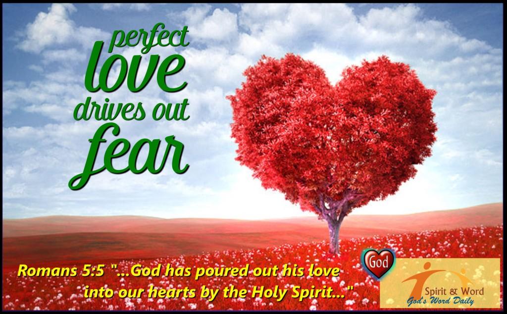Perfect Love No Fear