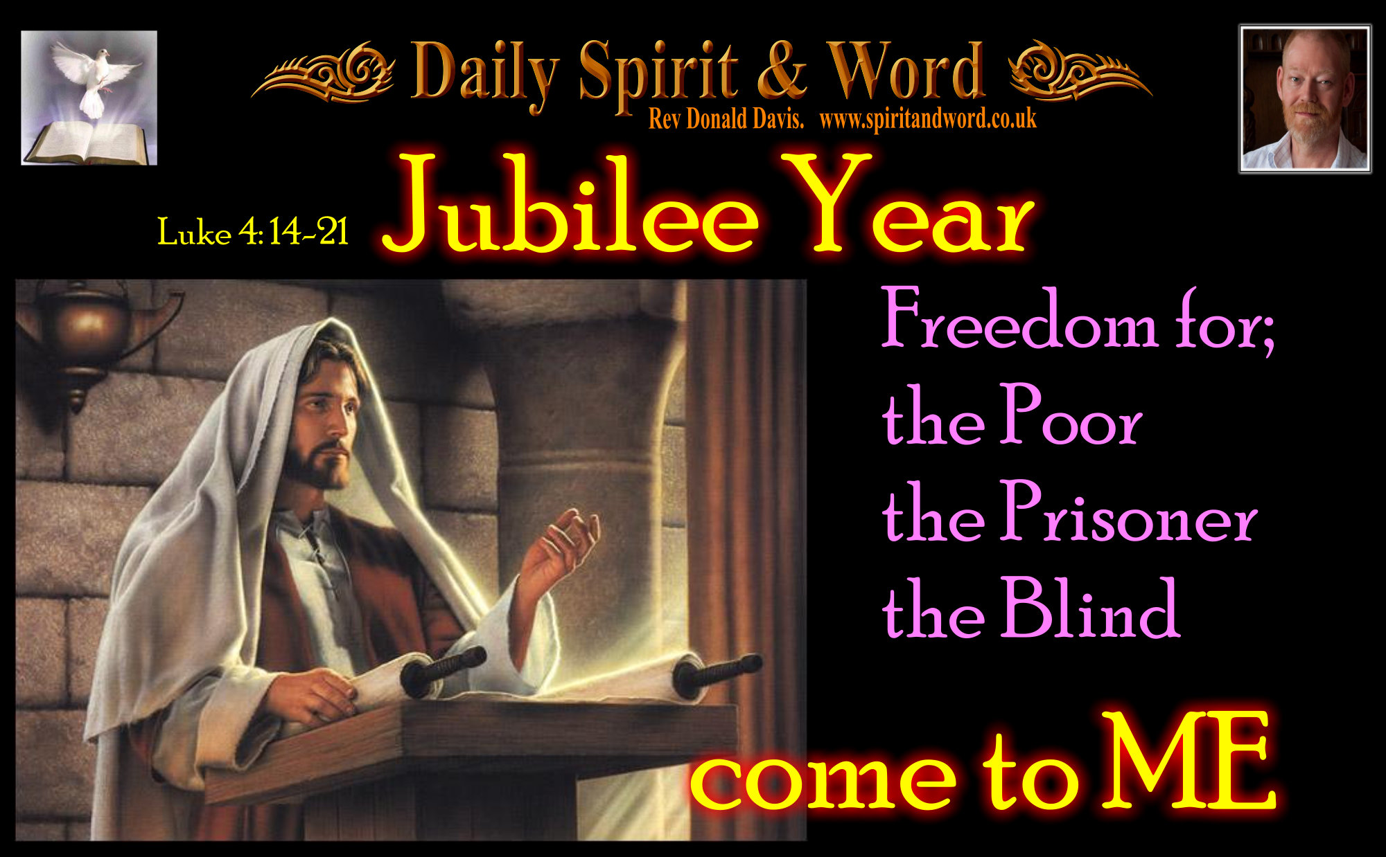 Jubilee: The Year of the Lord's Favour.