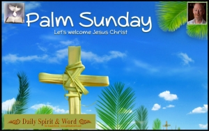 A Palm Sunday