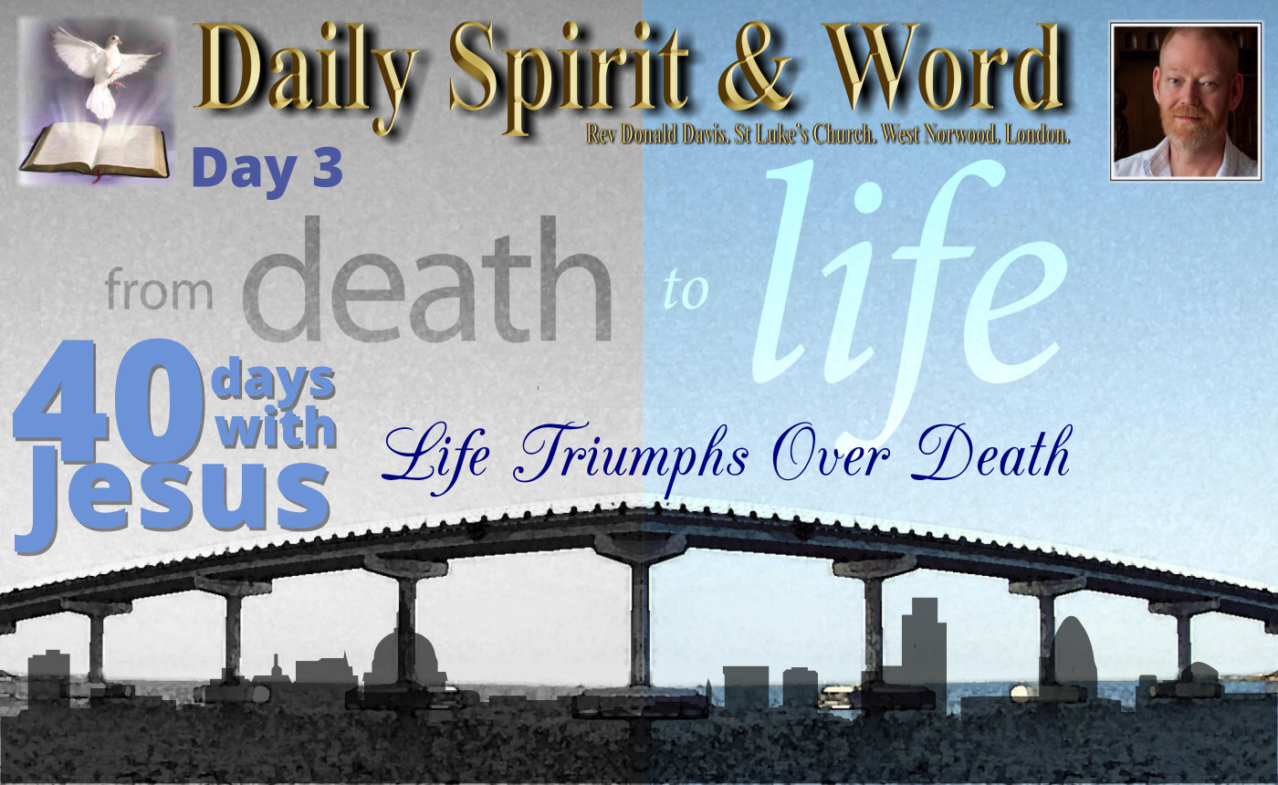 Jesus Victory Over Death