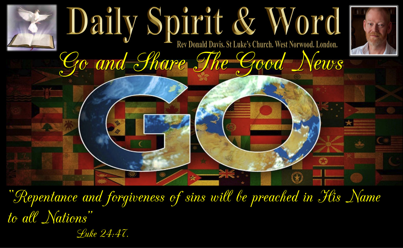 Spread the Gospel Supernaturally
