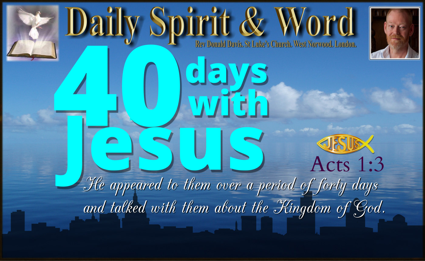 Discipleship 40 Days