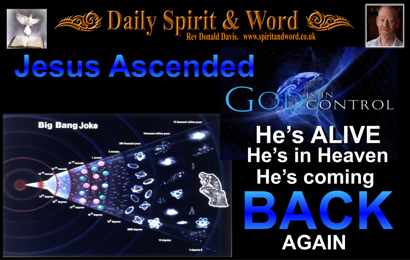 Ascension and the Atheist