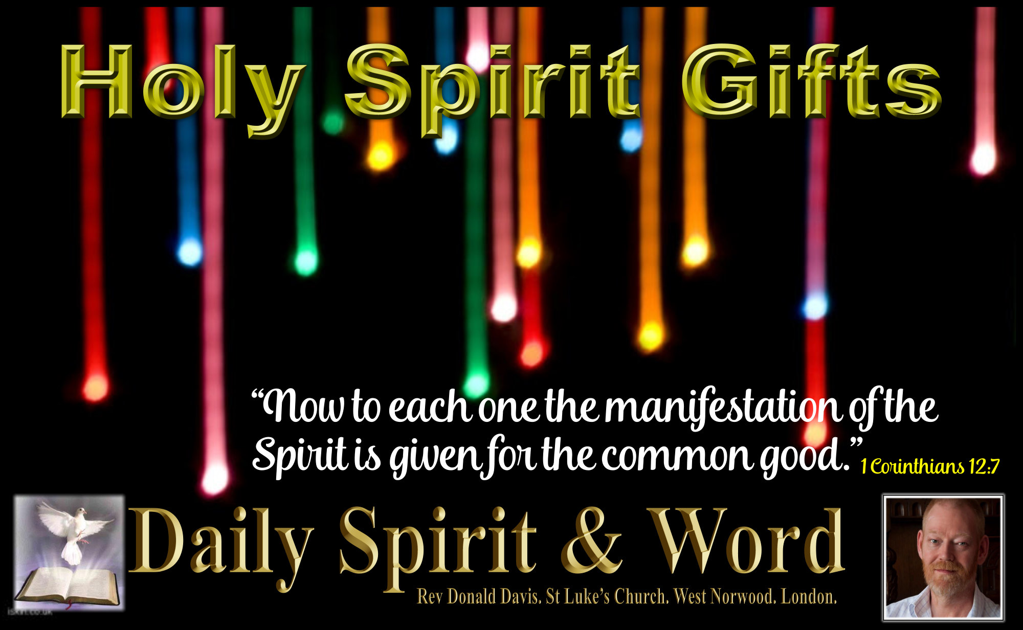 The Gifts of the Holy Spirit