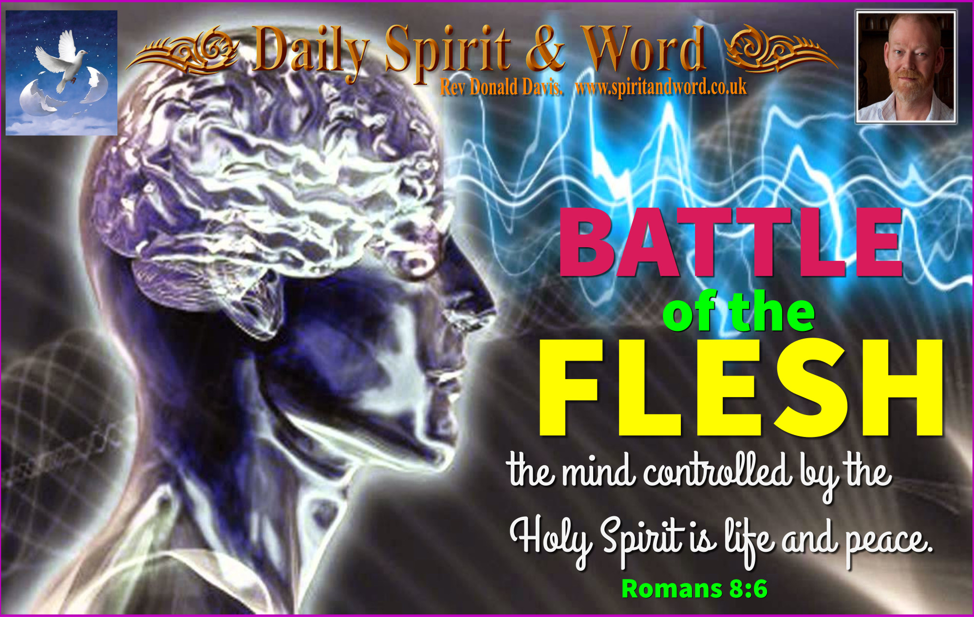 Conflict Spirit and Flesh