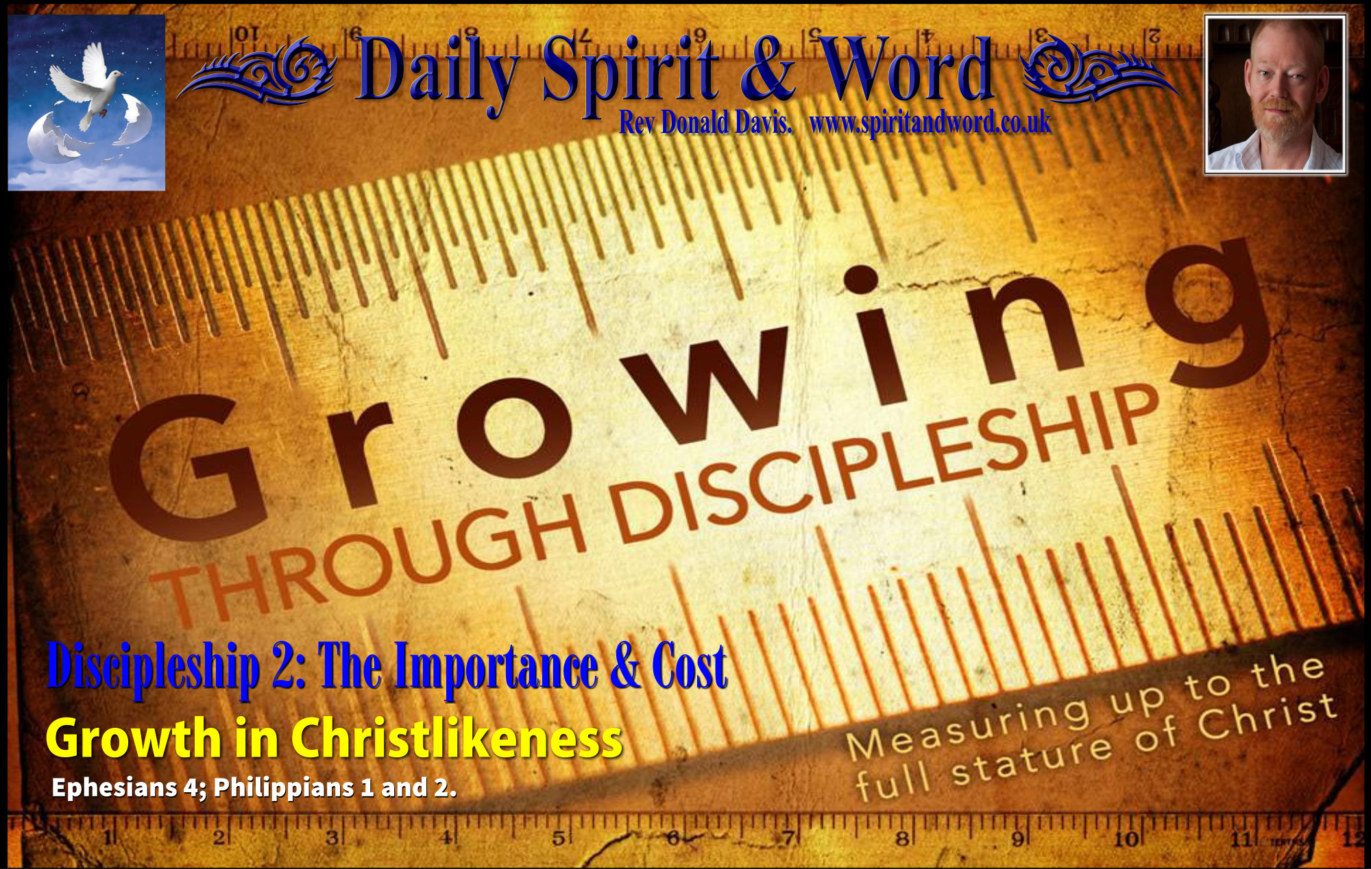 following Christ is costly, count the cost and follow Christ