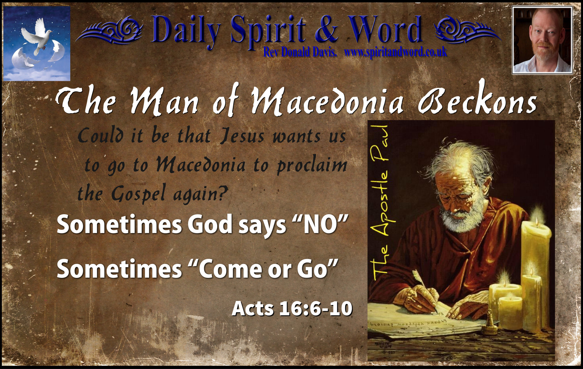 Macedonia Holy Spirit