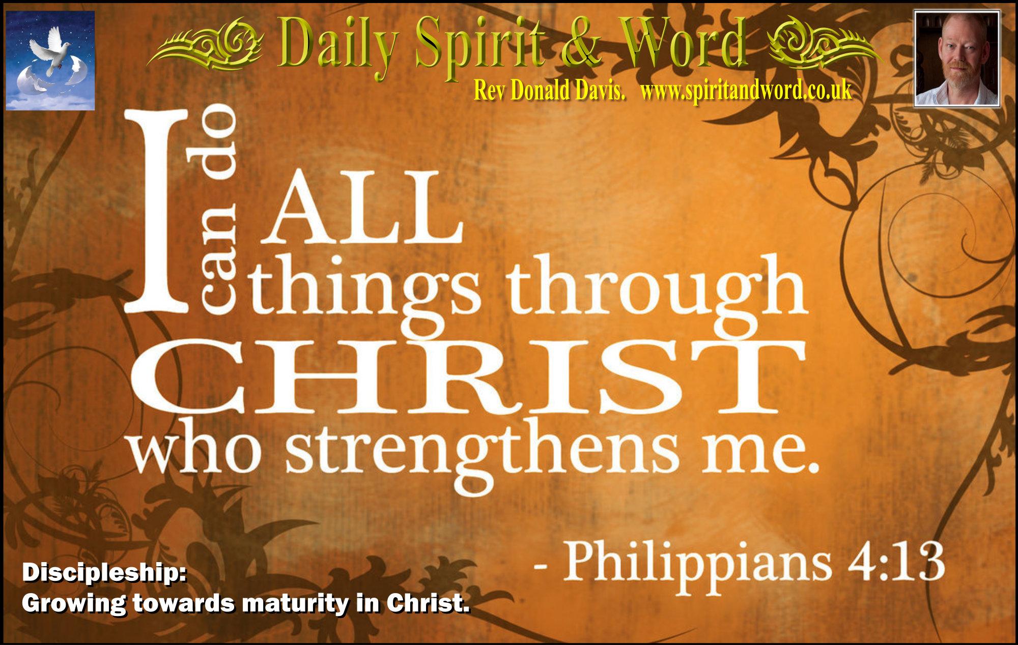 Umami Maturity Jesus Christian