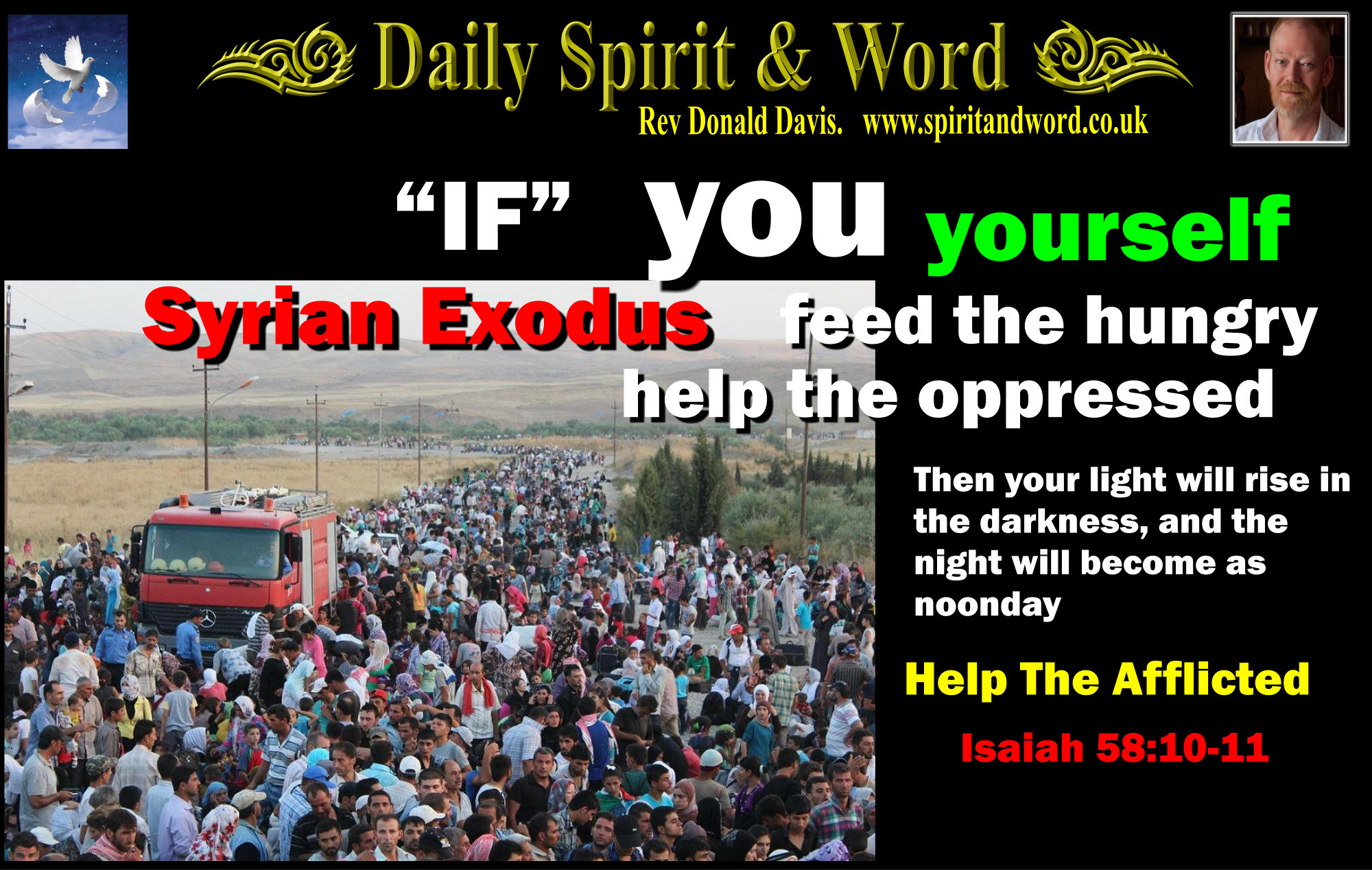 Syrian Exodus Help