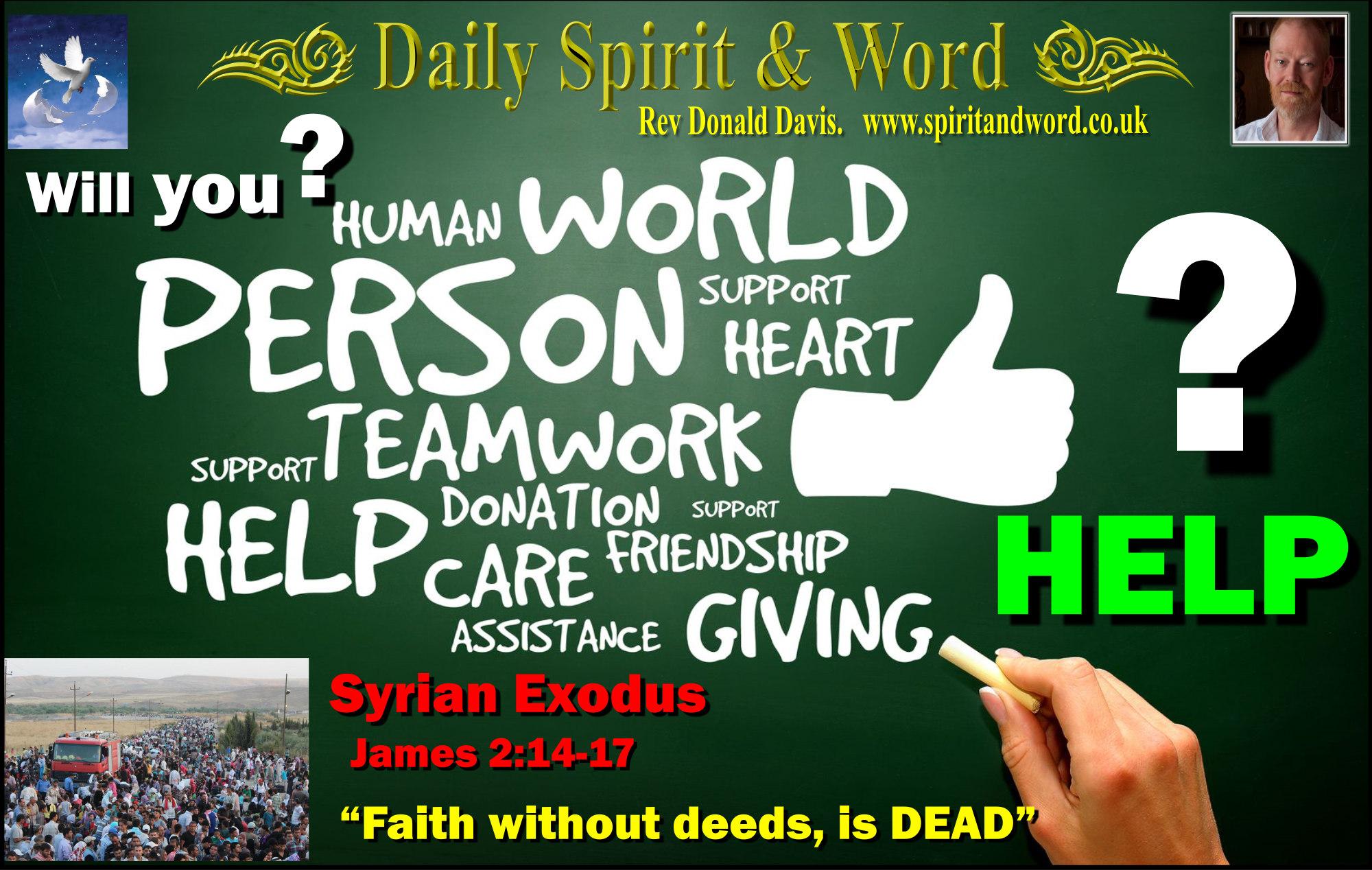 Refugee, Asylum Seekers, Syrian Crisis, UK, Response, LOVE,