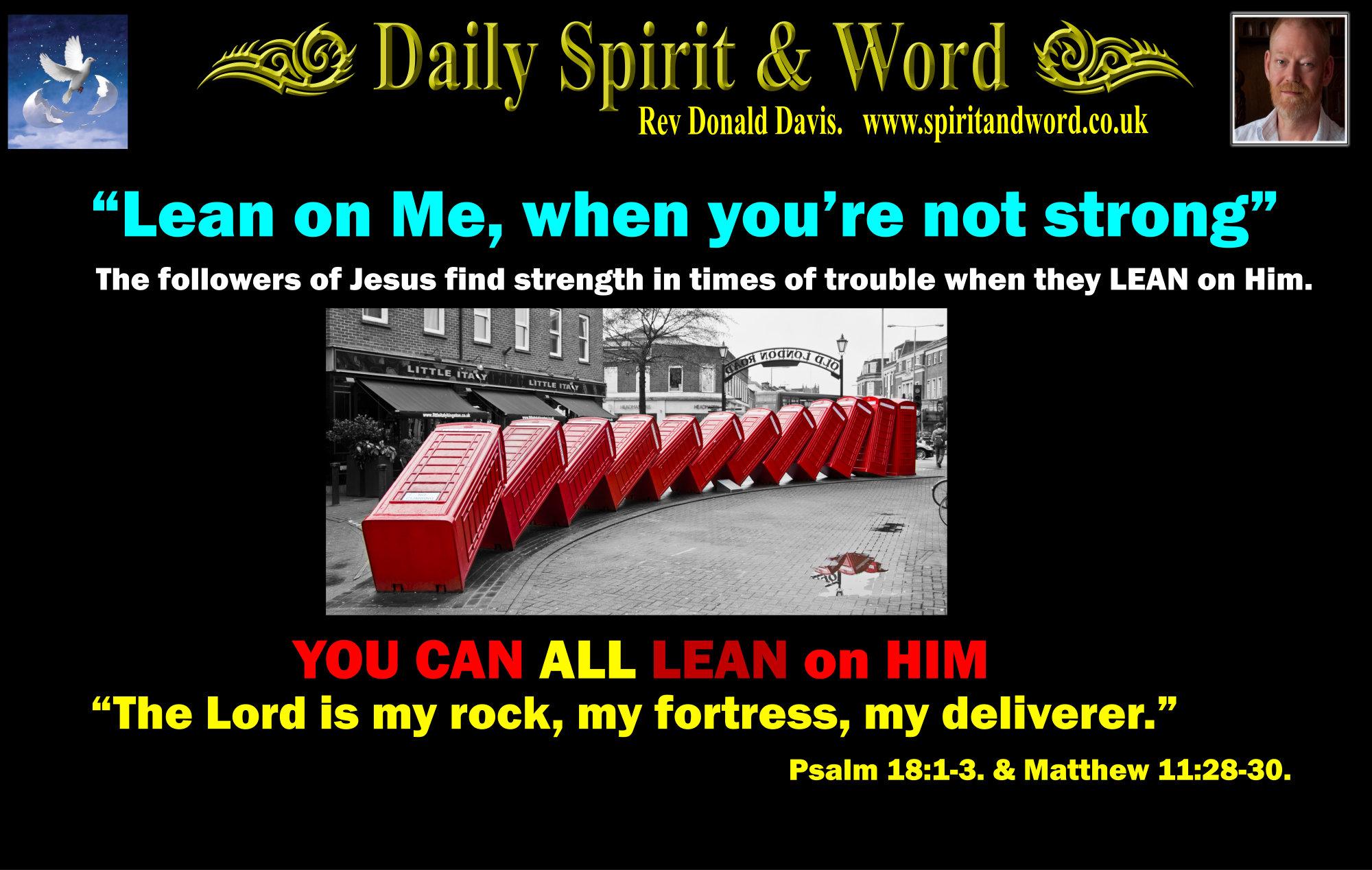 Jesus said, Come to ME