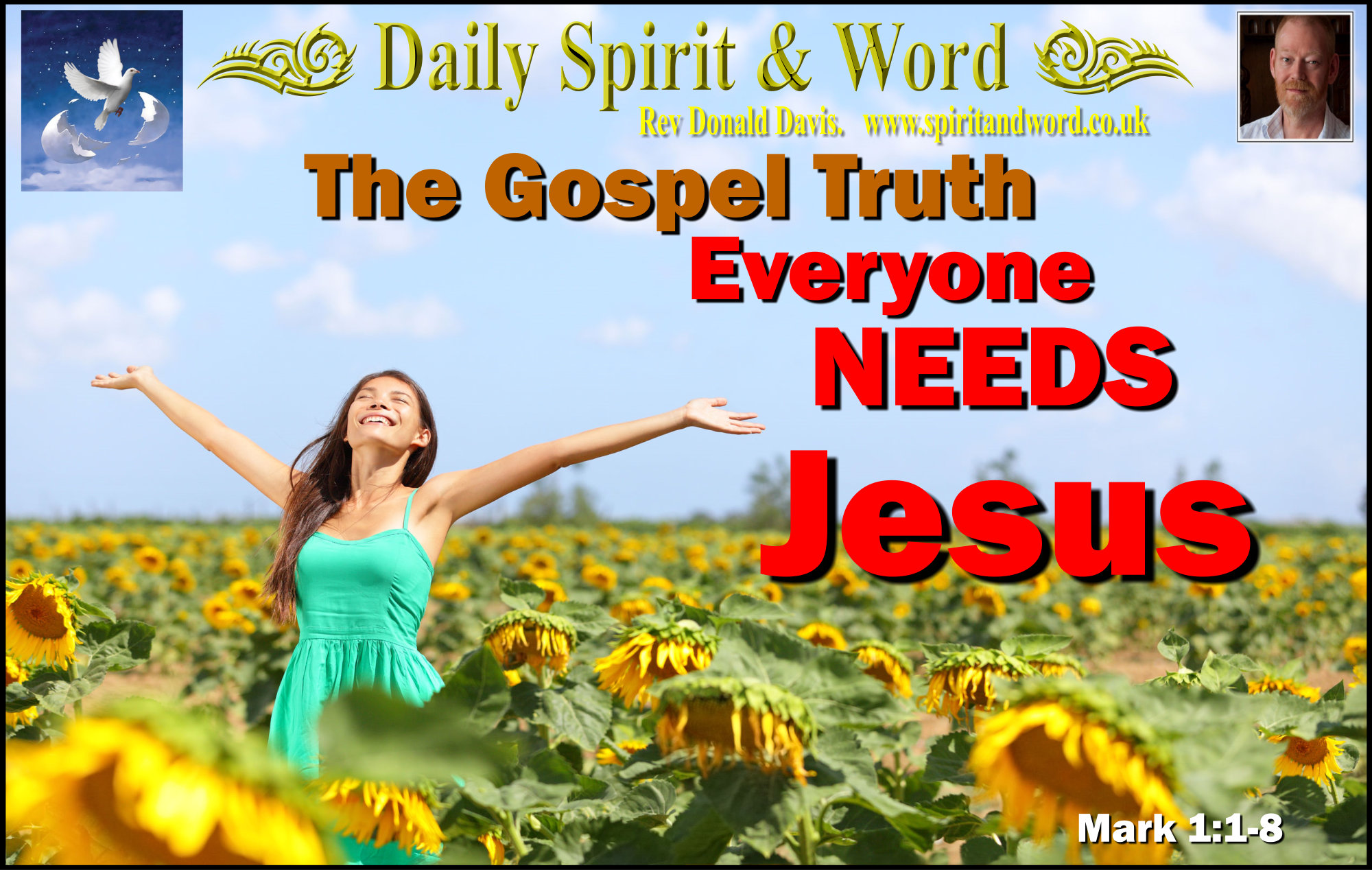The Whole Gospel of Jesus Christ