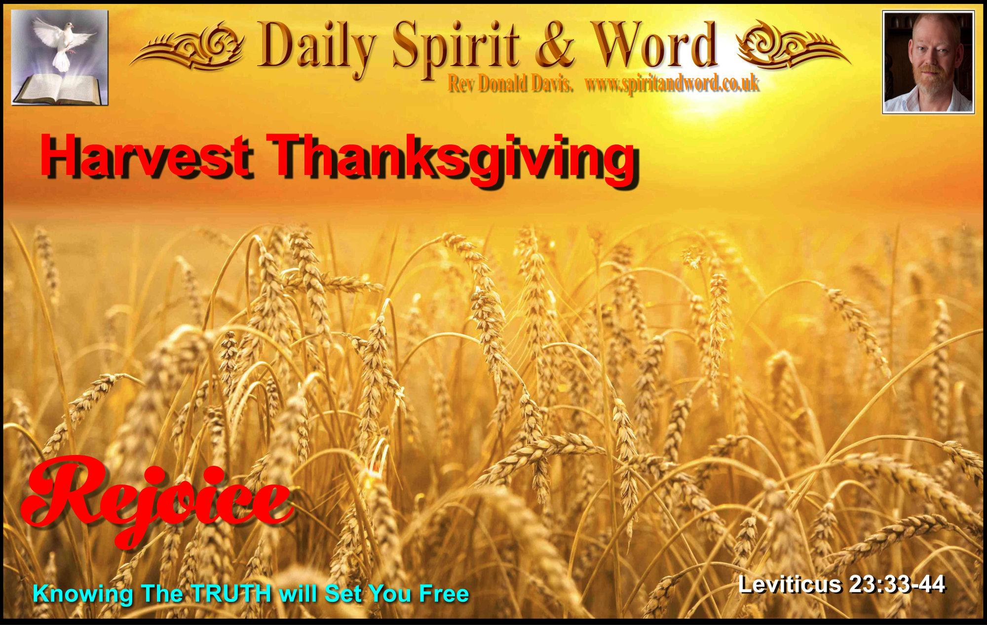 Harvest, Feasts, Jewish Israelite Feasts,