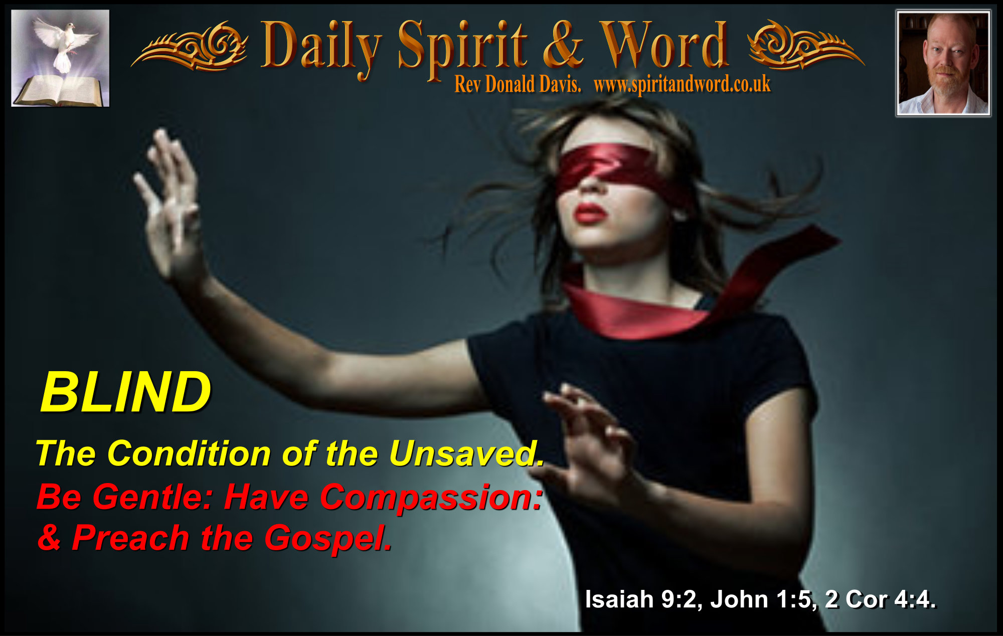 Compassion Compels the Believer to Share the Good News of Jesus Christ