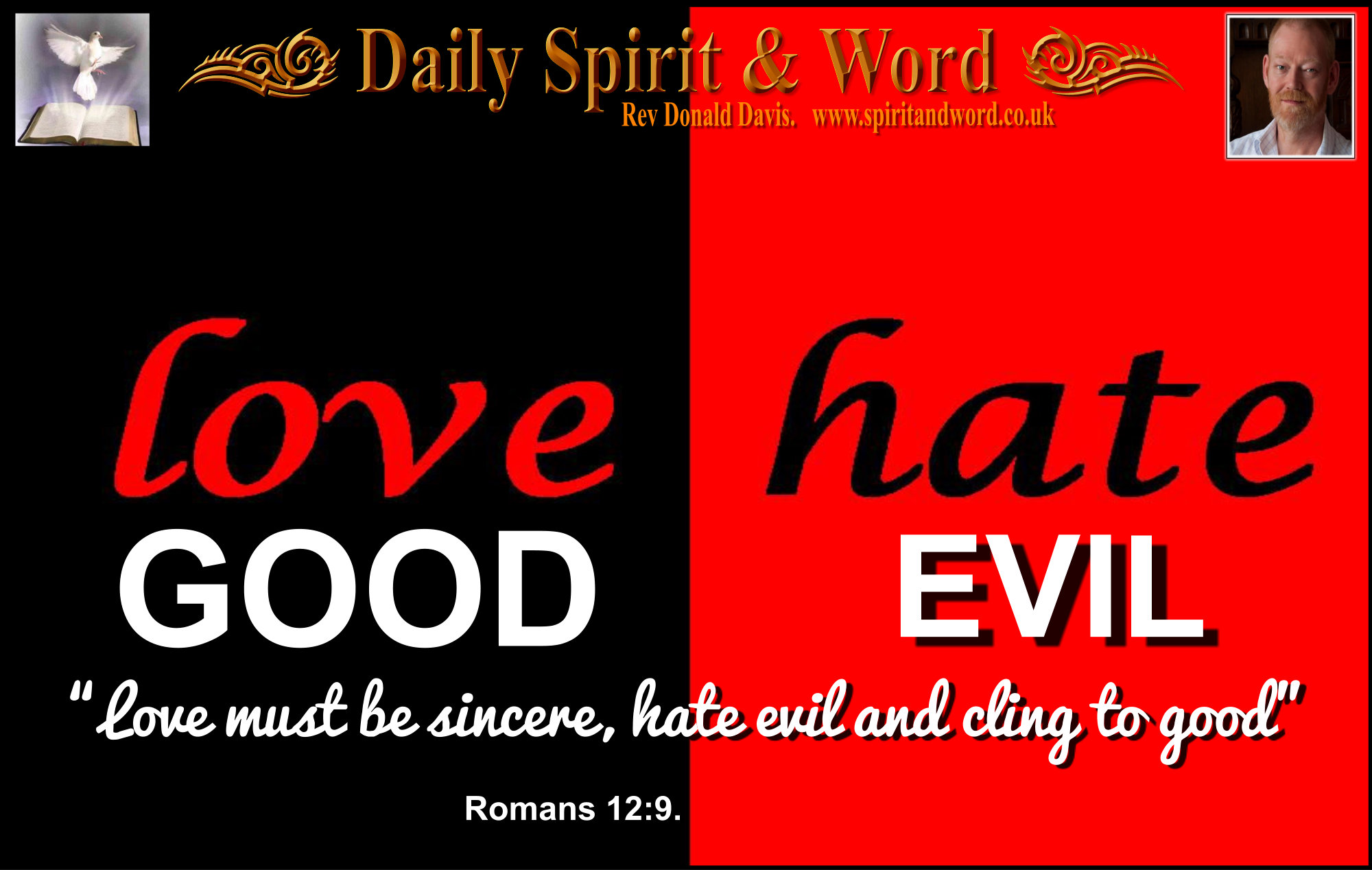 hate what is EVIL