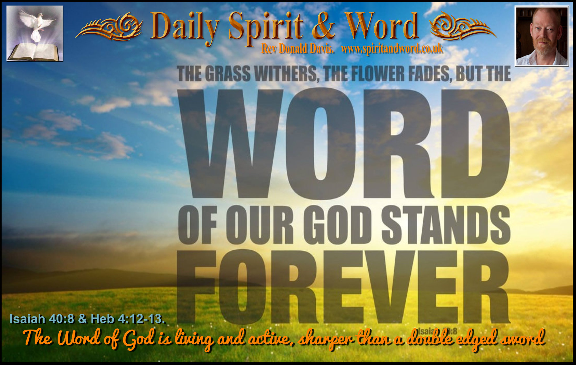 Spirit and Word: God's Word
