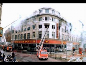 Woolworth Fire 1979 c