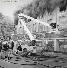 Woolworth Fire 1979