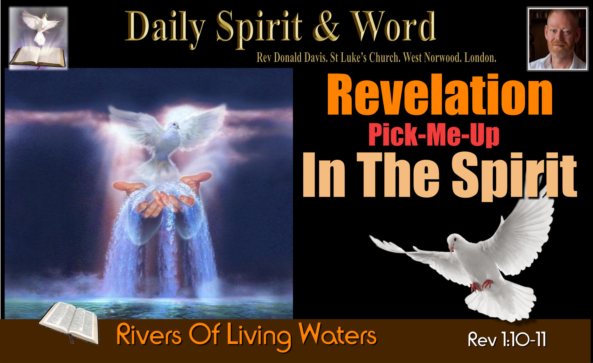 Rivers of Living Waters Holy Spirit