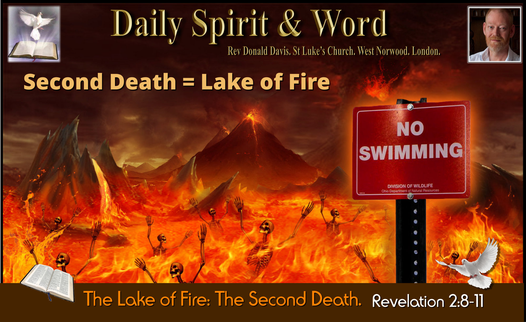 The Lake of Fire and The Second Death