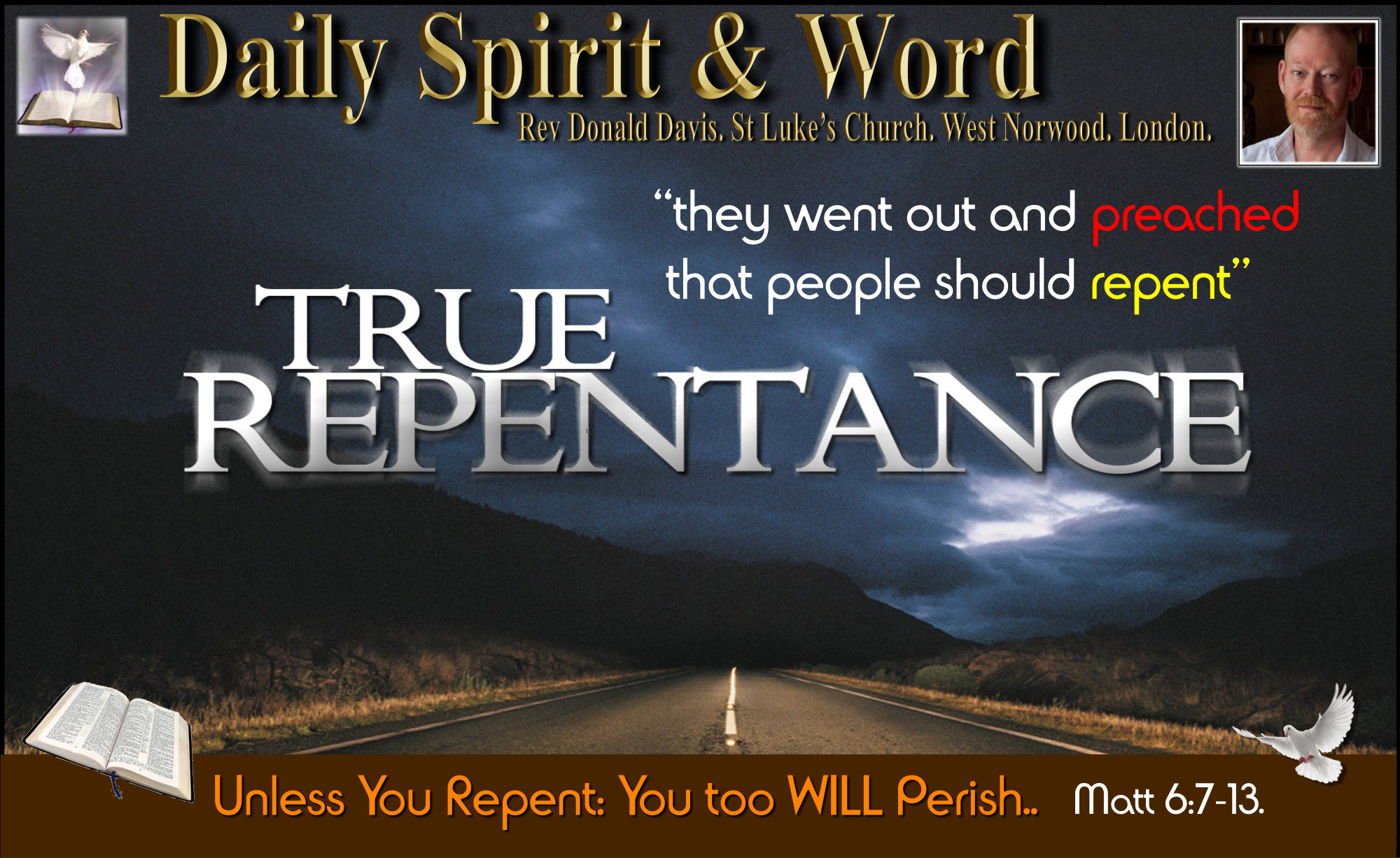 The ingredients of true repentance