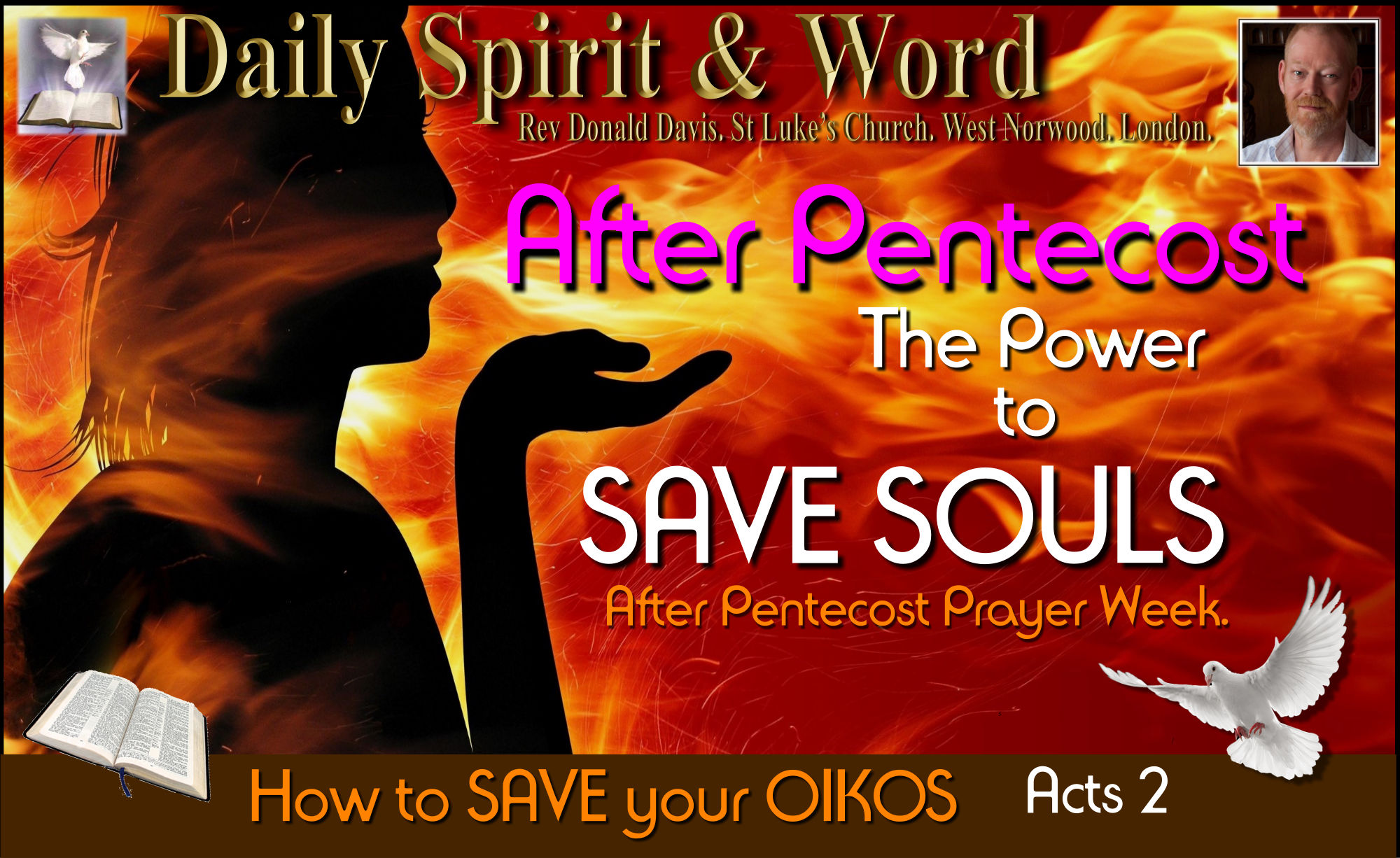 After the Pentecost Prayer Week, National Evangelisation, Power to SAVE