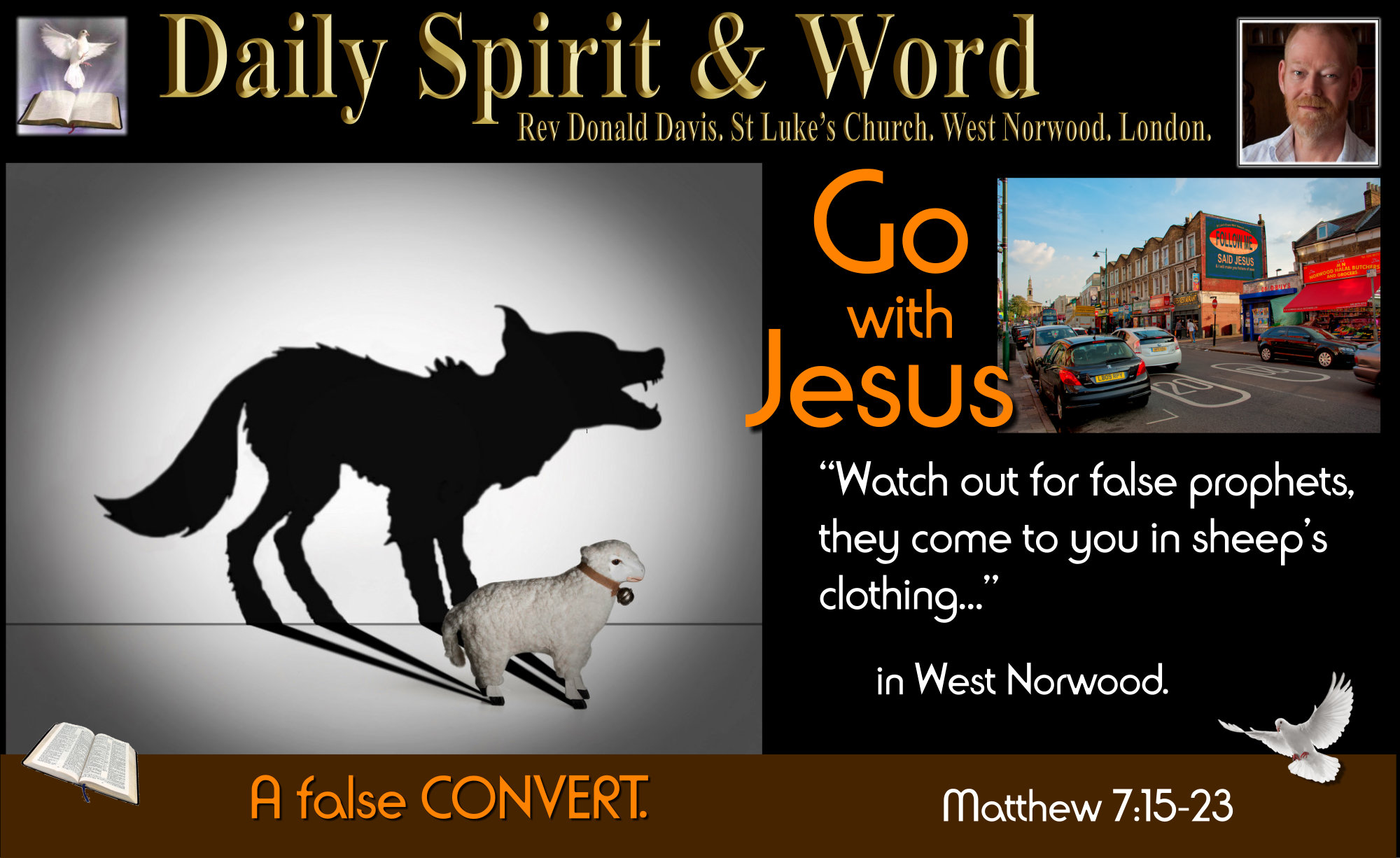 by their fruits, hell's best kept secret, true and false conversion, faith