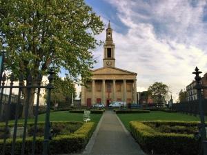 St Luke's Church West Norwood London