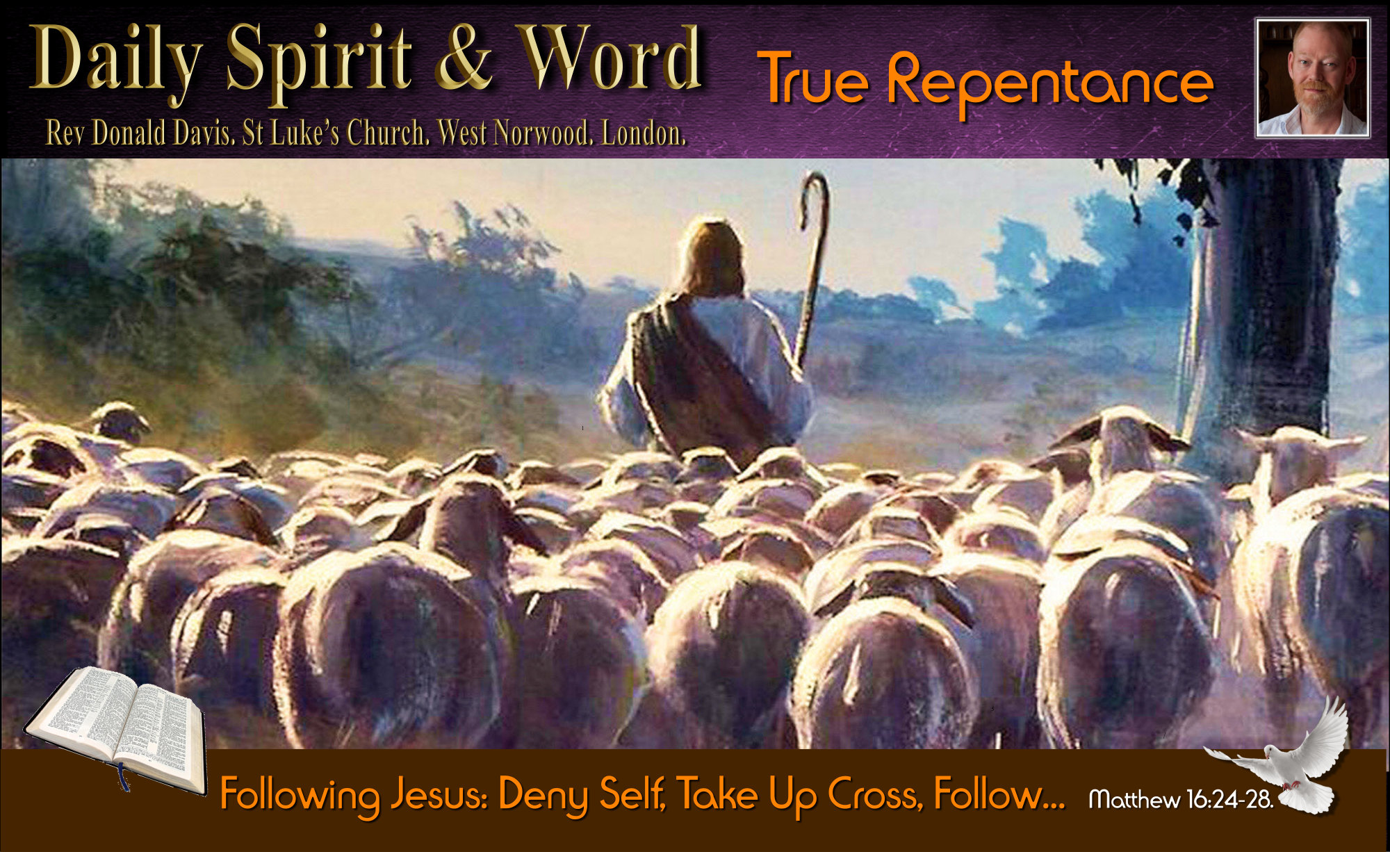The Cost of True Discipleship, Denying Self, Taking Up Cross and Following Jesus