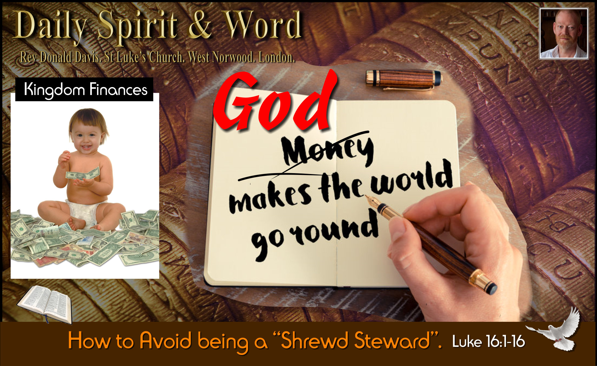 How to avoid shrewd stewardship