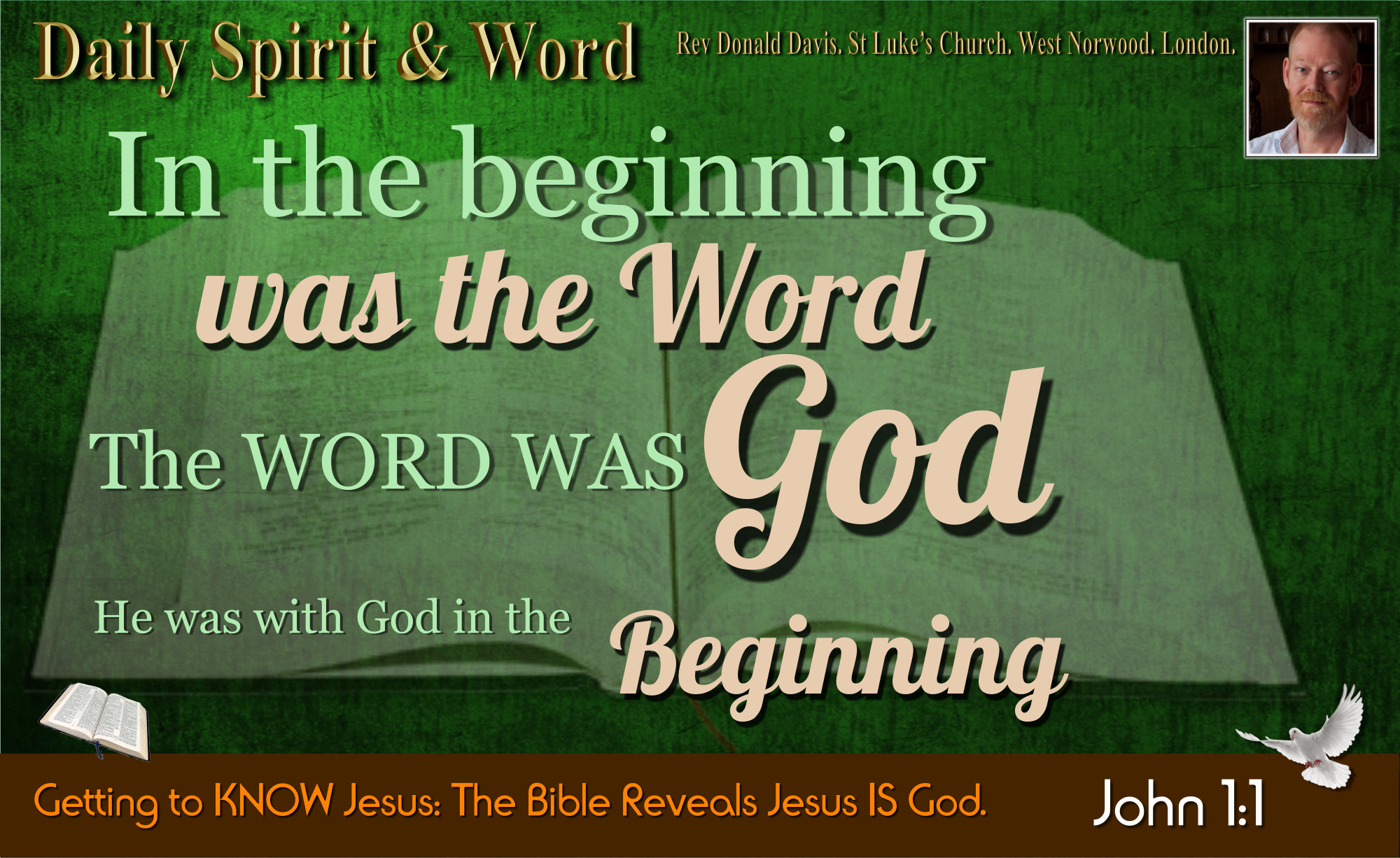 Creator, Beginning, Universe, Jesus,