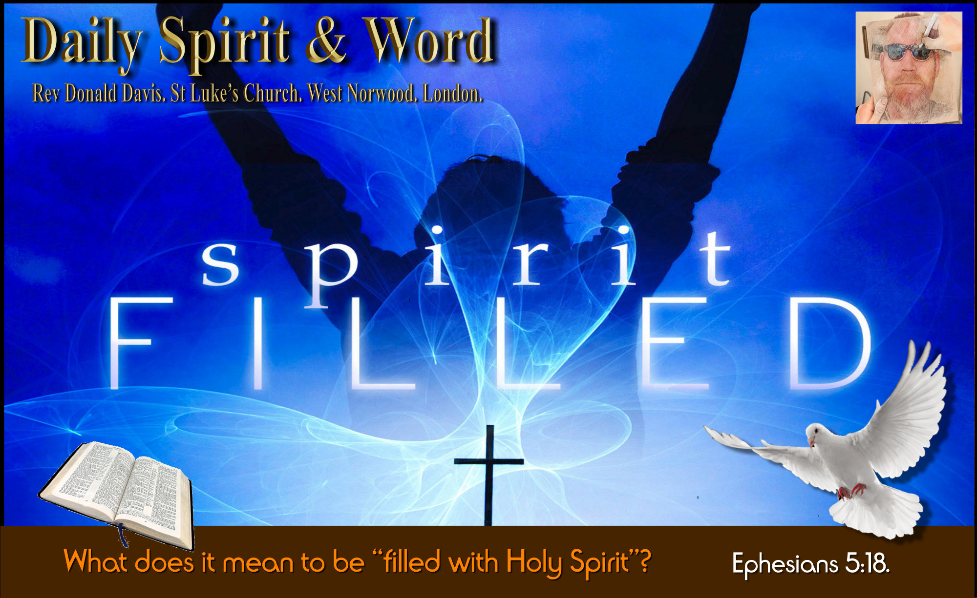 What does it mean to be Spirit Filled