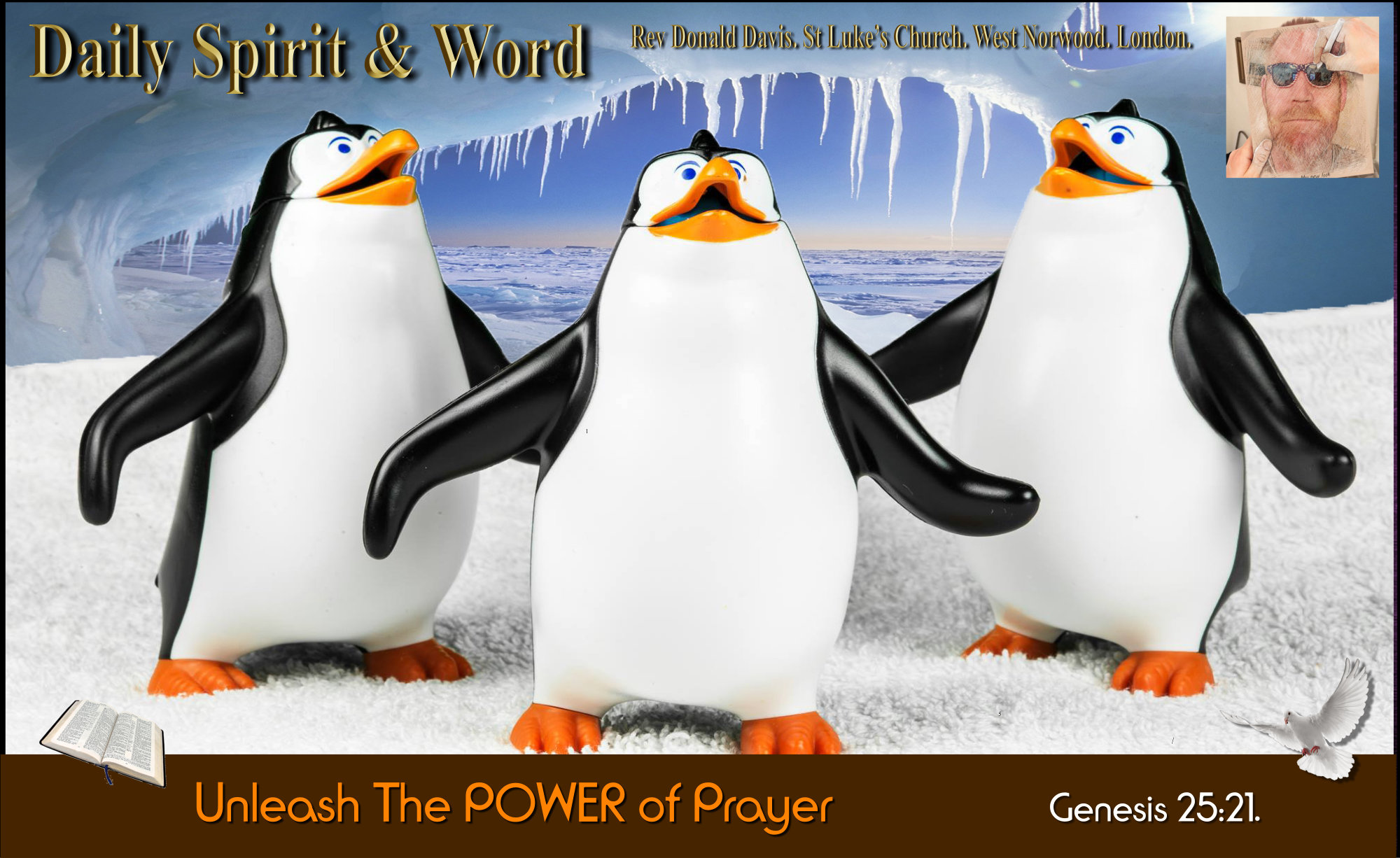 The POWER of Prayer in not the prayer but the PERSON to whom we Pray. Jesus