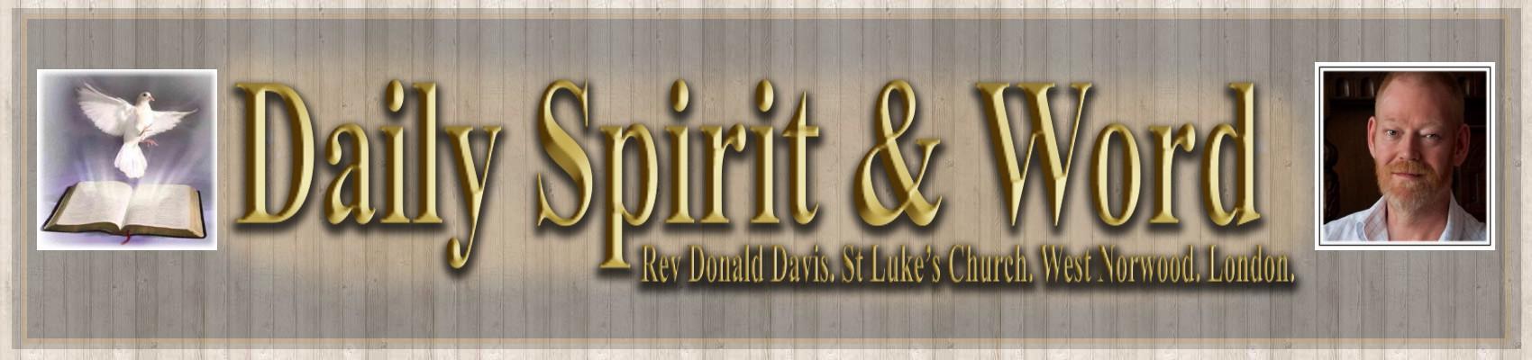 Daily Spirit & Word